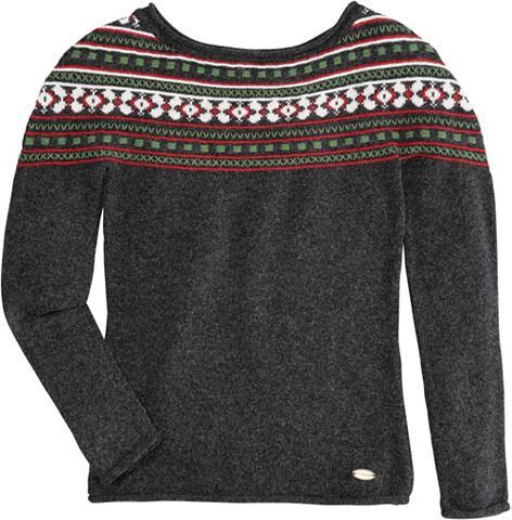 Пуловер для женсщин в taillierter форм...