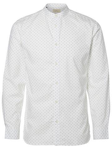 China-Kragen узкий форма рубашка