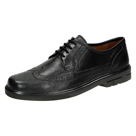 SIOUX Ботинки со шнуровкой »Pacco-XXL&...