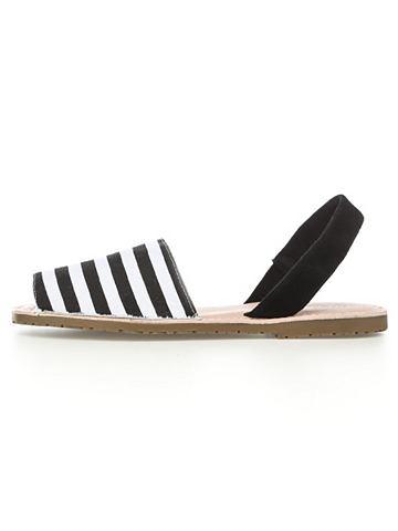 Stoff- сандалии