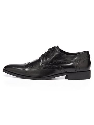 Элегантный Brogue- Derby-Schuhe