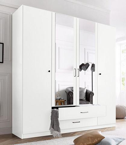 PACK`S шкаф для одежды с зеркало и ящи...