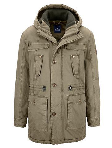 Куртка парка с warmem Teddyfutter