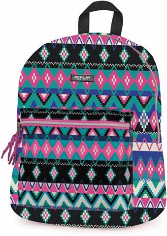 Рюкзак »Fashion Girls pink aztec...