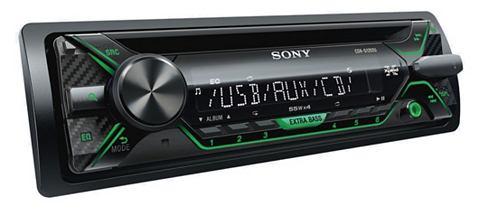1-DIN cd-receiver с ключ USB »CD...
