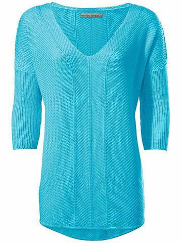 heine TIMELESS Пуловер с V-образным вырезом объемный