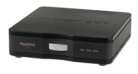 MICROMEGA Digital-Analog Audio Konverter / Wandl...