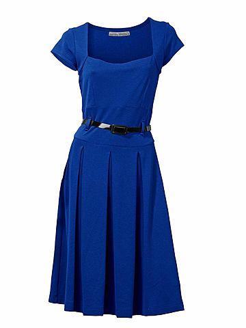heine TIMELESS Платье из джерси Carree вырез