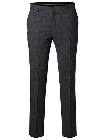 Graue костюмные брюки