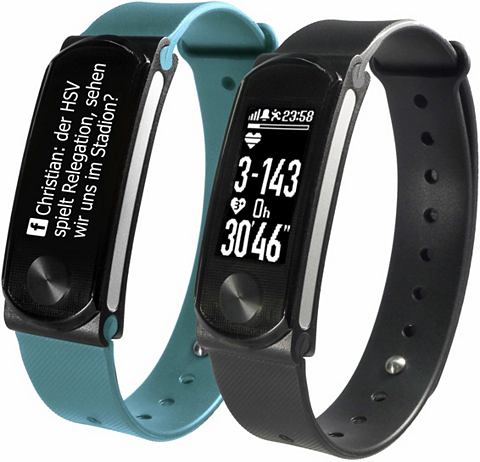 SPORTPLUS Браслет »Q-Band HR+ SP-AT-BLE-90...