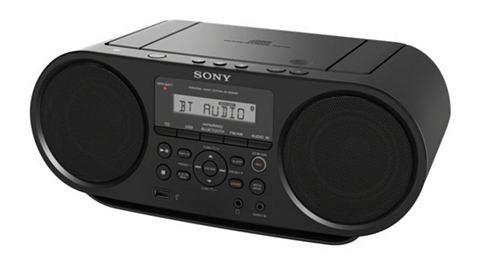 CD Boombox с Беспроводная технология B...