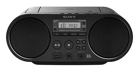 CD-Boombox с DAB / Радио UKW CD-плеер ...