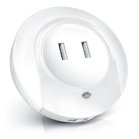 2in1 LED ночная лампа с ключ USB Ladef...