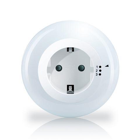 LED лампа ночная с Steckdose »3 ...