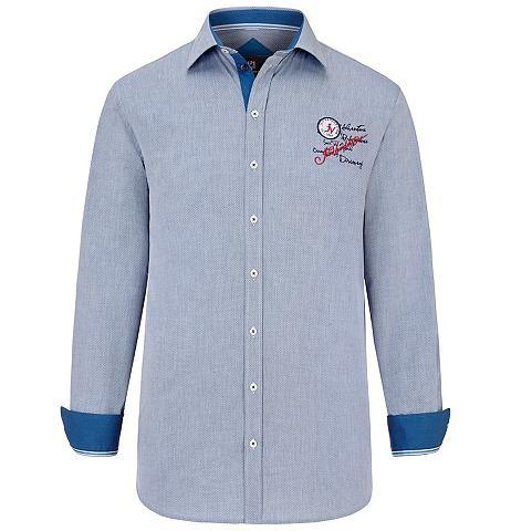 Рубашка с длинными рукавами »WIG...