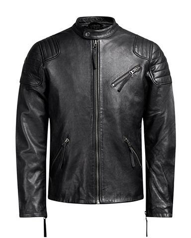 Jack & Jones Rider- куртка кожаная...