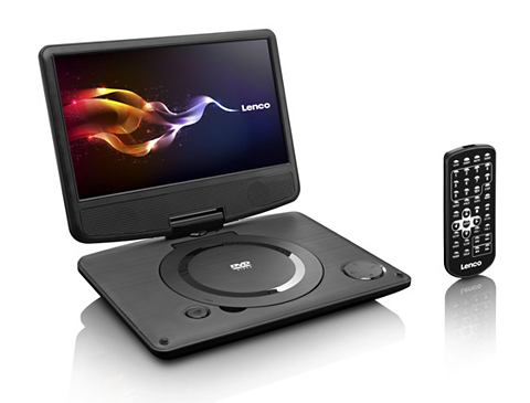 LENCO Tragbarer DVD-Player с ключ USB & ...