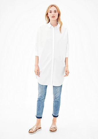 Блузка в Long-Style