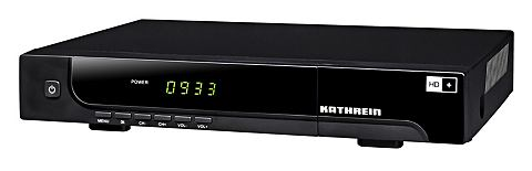 DVB-S (SAT) receiver HDTV включая HD+ ...
