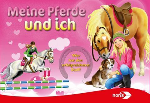 """Spiel """"Meine Pferde и ich"""""""