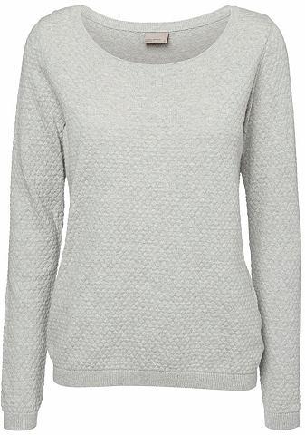 Пуловер с круглым вырезом »CARE&...