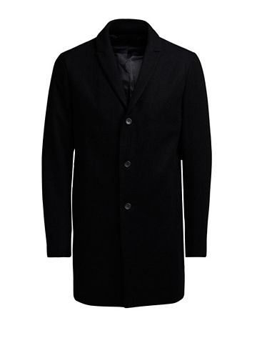 Jack & Jones Шерстяное пальто