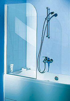 Стенка для ванной комнаты »Einfa...