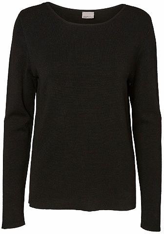 Пуловер с круглым вырезом »GLORY...