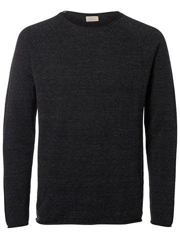 Футболка - вязаный пуловер