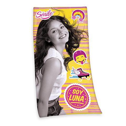 "Полотенце банное ""Smile Soy Luna&..."