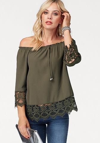 MELROSE Блузка в стиле кармен