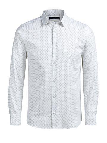 Jack & Jones Microprint- рубашка с...