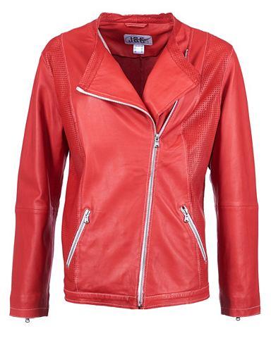 Куртка кожаная »41276«