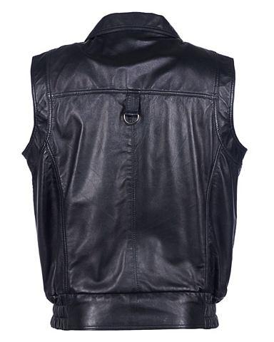 JCC Жилет кожаный »Big Vest2«