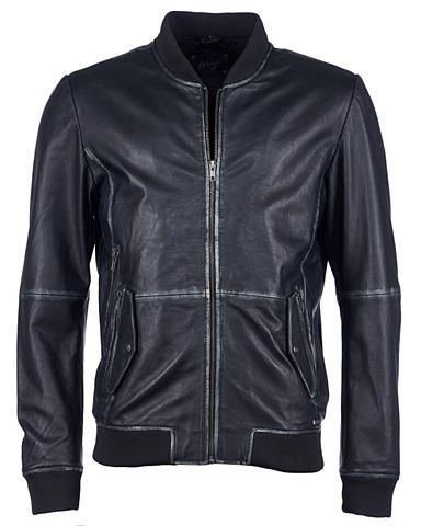 Куртка кожаная »Jax«