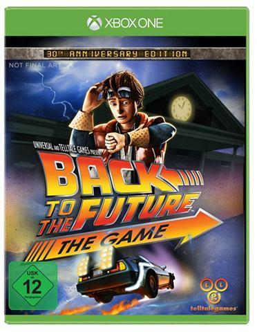 XBOX One - Spiel »Back to the Fu...