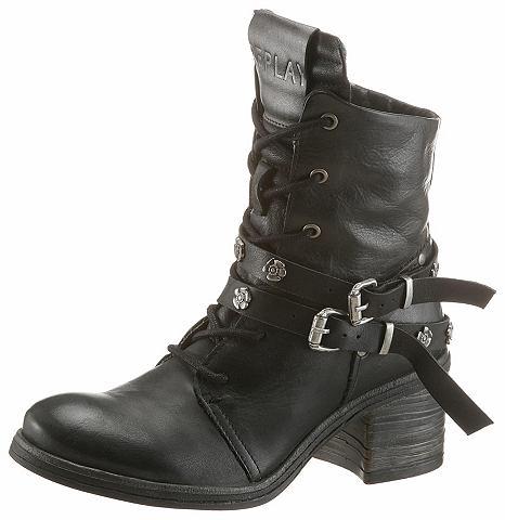 Ботинки со шнуровкой »Maina&laqu...