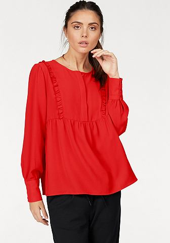 Блузка с рюшами »Banu«