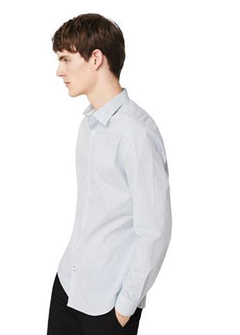 С узором узкий рубашка