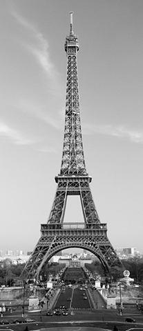 Дверные обои »La Tour Eiffel&laq...