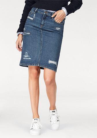 ® юбка джинсовая »Rosie&laqu...