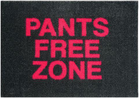 Ковер »Pants free Zone« re...