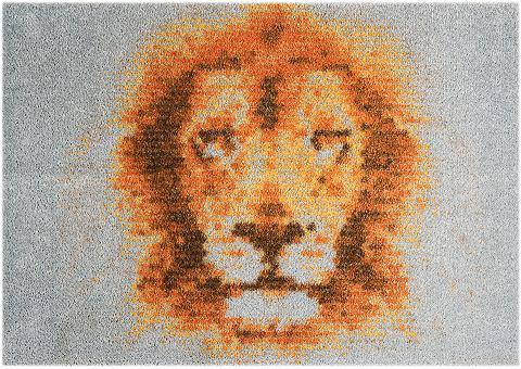 Ковер »Lion« rechteckig вы...