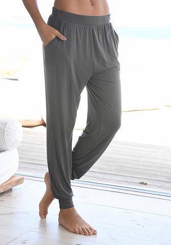 LASCANA Yoga & брюки для отдыха с широкий ...