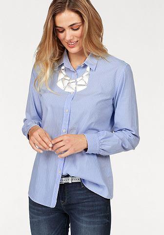 ® Marškiniai su zarten Streifen