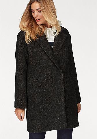 ® Vilnonis paltas »Carina Coat« Egg-Shape