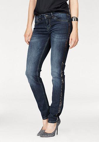 Gerade джинсы »Carrie Pipe Galon...