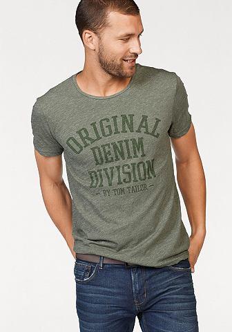 Tom Tailor джинсы блуза с круглым выре...