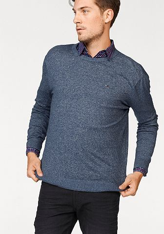 Пуловер с круглым вырезом »THDM ...