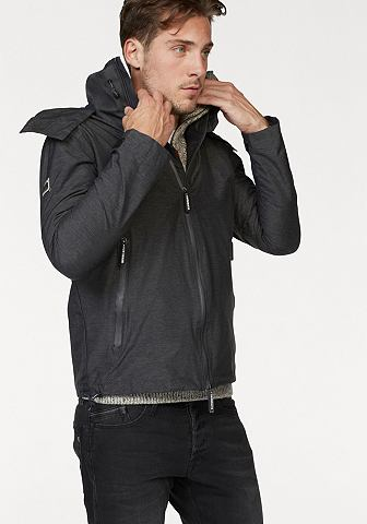Куртка ветровка »NEW HOODED CLIF...